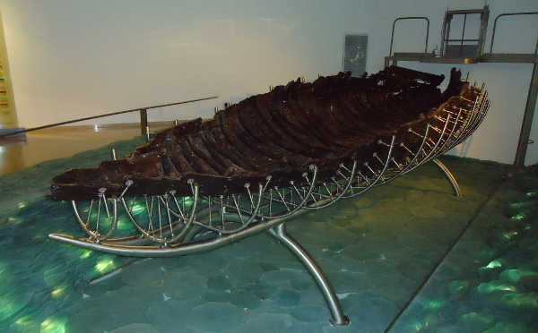2000 Year Old Boat